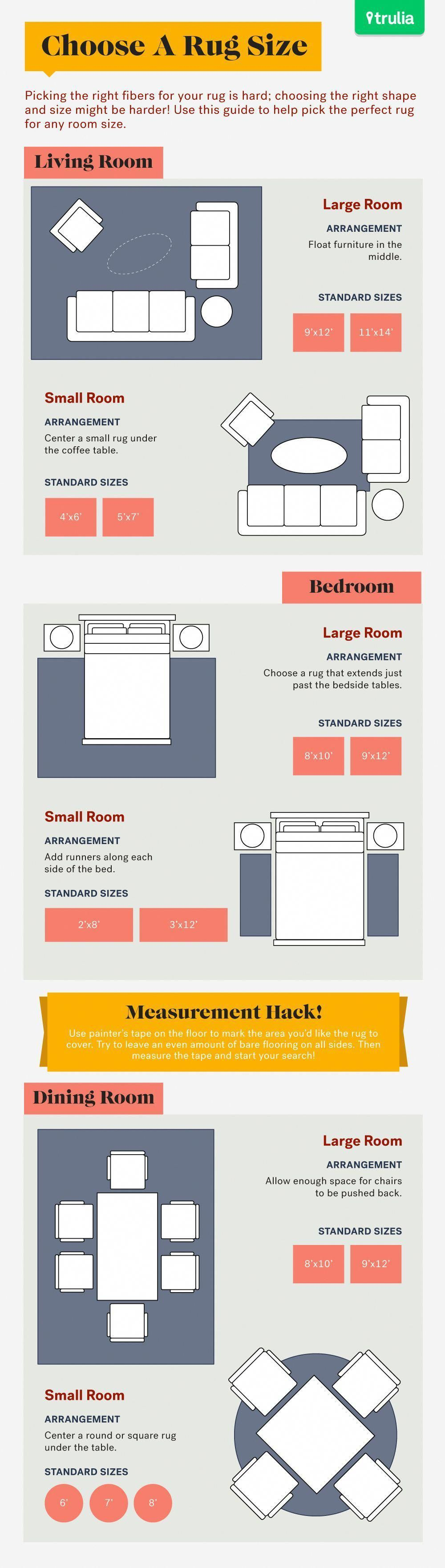 42+ Living room rug placement rules information