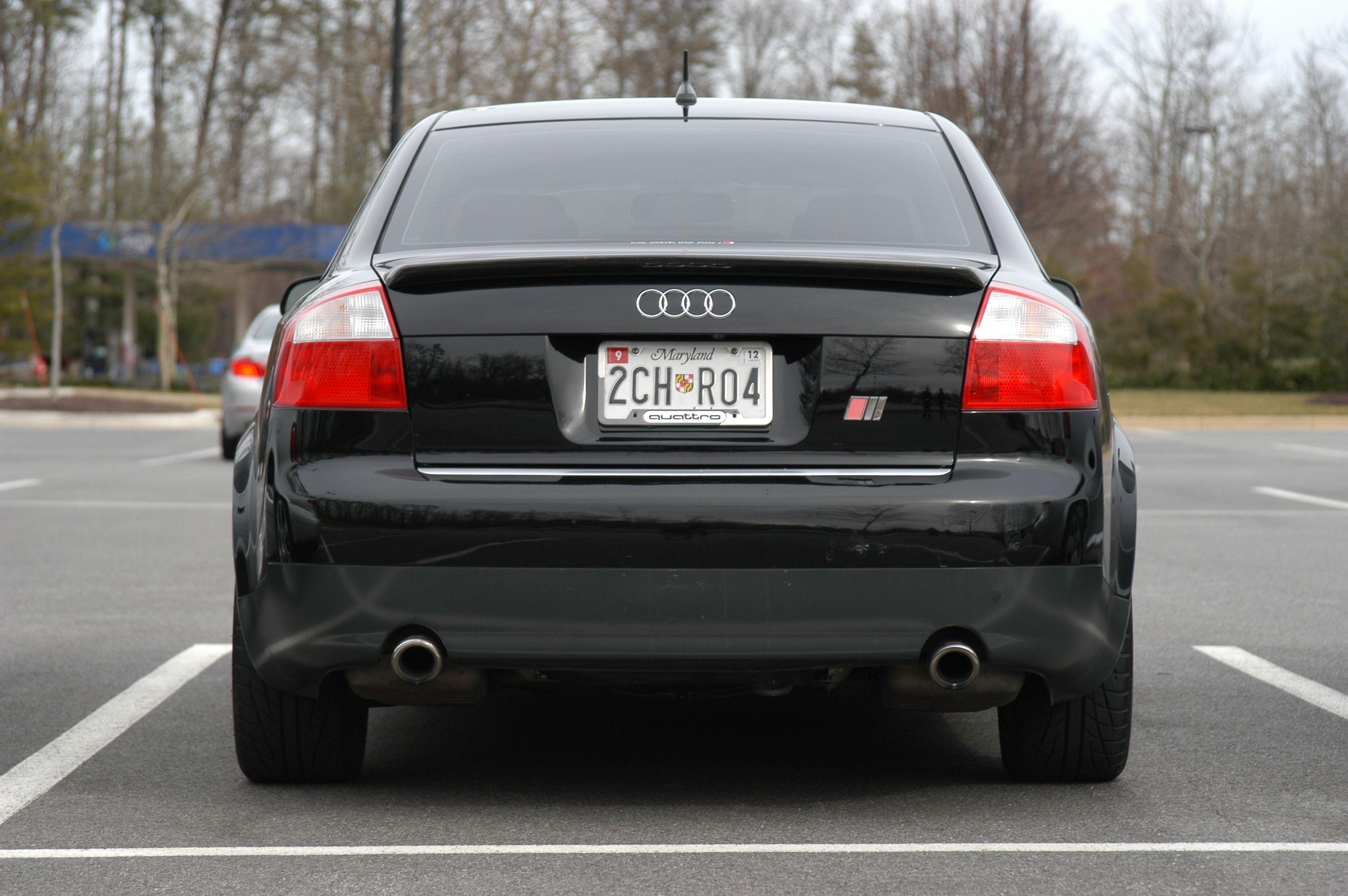 Audi A4 B6 Audi Audi A4 Car