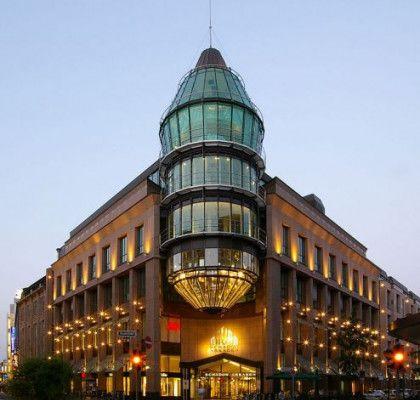 Düsseldorf Shoppen