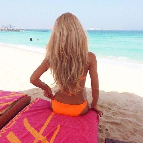 Long Blonde Hair Like This Is Pretty Long Hair Styles Beach Hair Hair