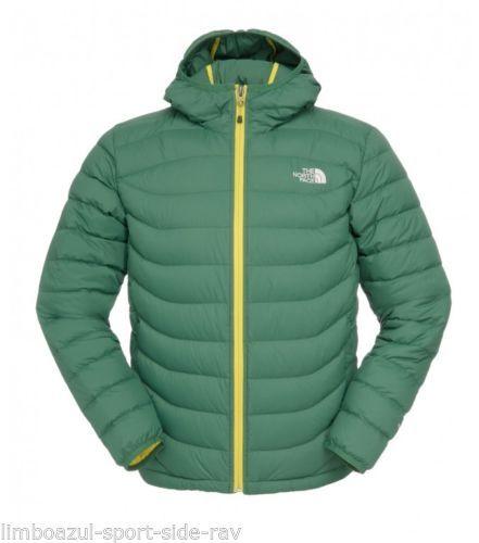in vendita 631bf 96b20 Giacca uomo THE NORTHFACE IMBABURA green piuma 700 pro.Per ...