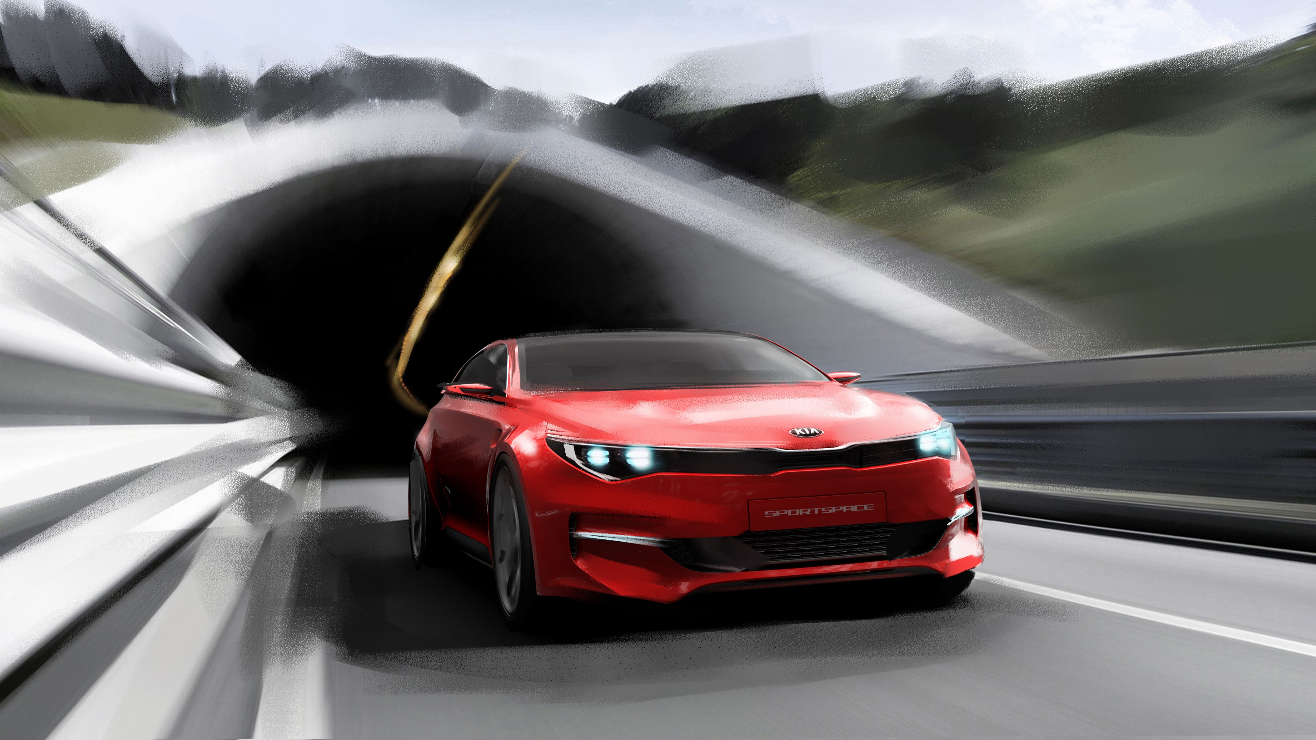 kia news the autos small front enters crossover sketch quarters canada stonic en motor three trend fray
