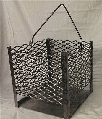 Charcoal Fire Basket For Fire Box Furniture To Build Pinterest