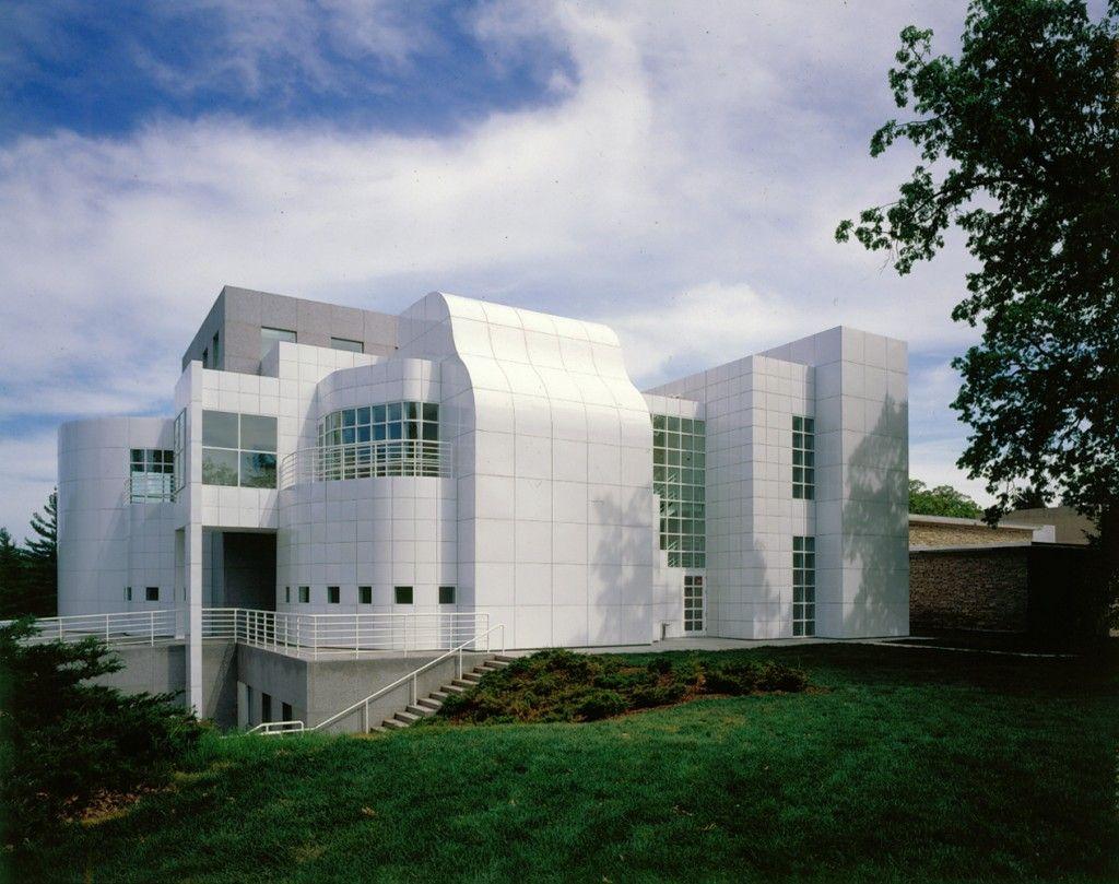 Des Moines Art Center Addition (1982) | Richard Meier ...
