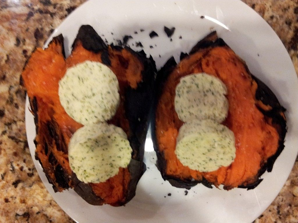 ash roasted sweet potatoes with sage and honey butter forno bravo authentic wood fired ovens recipe wood fired oven recipes roasted sweet potatoes wood fired cooking pinterest