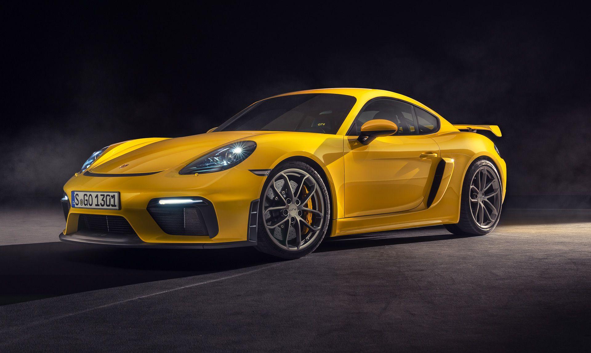 2021 The Porsche 718 Cost Porsche 718 Cayman Cayman Gt4 Boxster Spyder