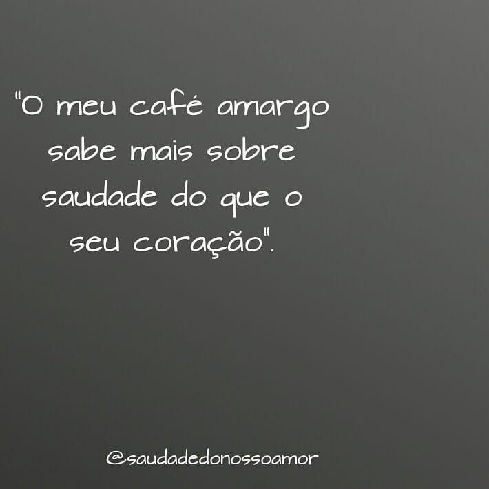 Bom dia!Um café forte quente e sem açúcar por favor!... #saudadedonossoamor #saudades #frasedodia #frasista #cigarro #caos #cafe #poesia #instapoesia #instafrases #citações #escritos #literatura #amorbandido #love #acertos #escolhas #teamo #instagood #instagra #fraseemfoto #inspiracao #motivação #belohorizonte #bhmg #mg