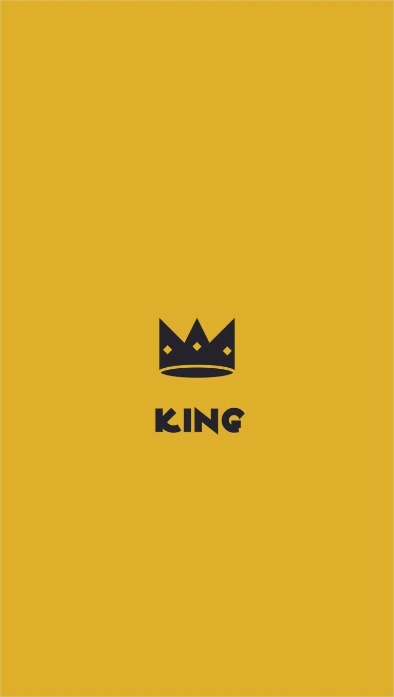 Download 27 4k Wallpaper King In Yellow Top High Quality