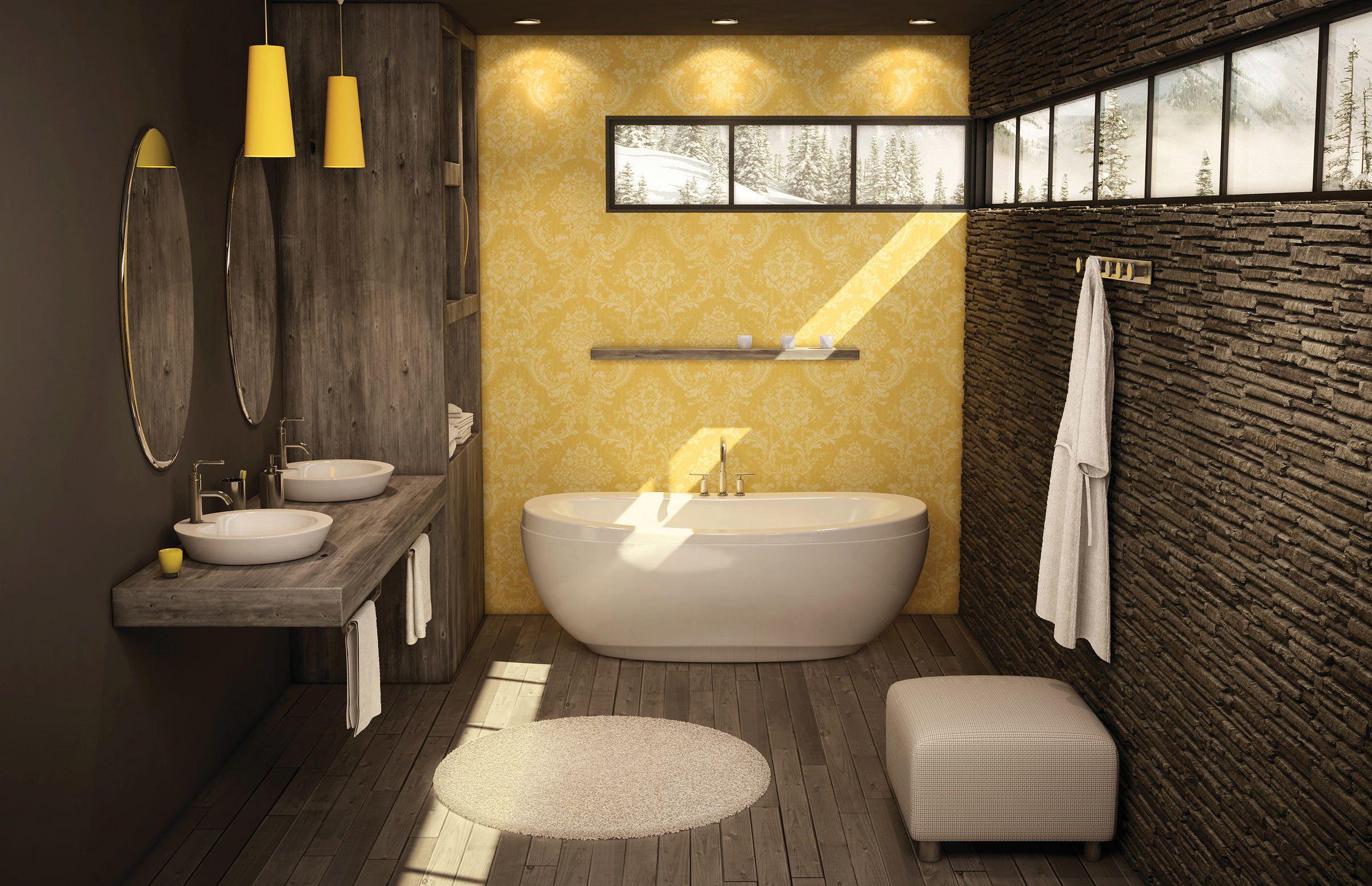 Axial Duo Tub Shield 42 x 58 in. 8 mm | Bathtubs, Bathroom designs ...