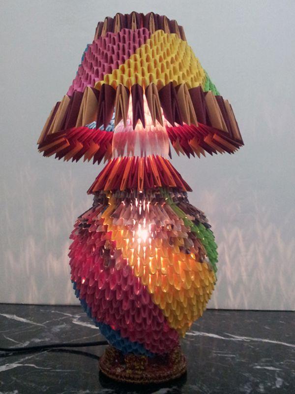Lampshade 2… | Album | Yasser Kamal | 3D Origami Art
