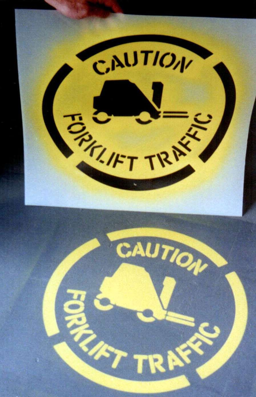floor markers Industrial flooring, Workplace safety, Markers