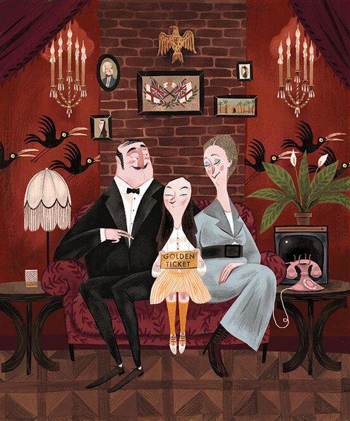 Julia Sarda Pickledink Illustration Ideas Digital Pinterest