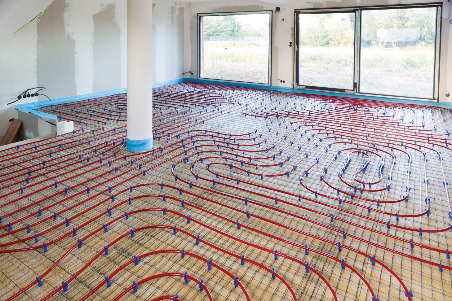 Best And Cheapest Home Heating Options Radiant Floor Heating Hydronic Radiant Floor Heating Floor Heating Systems
