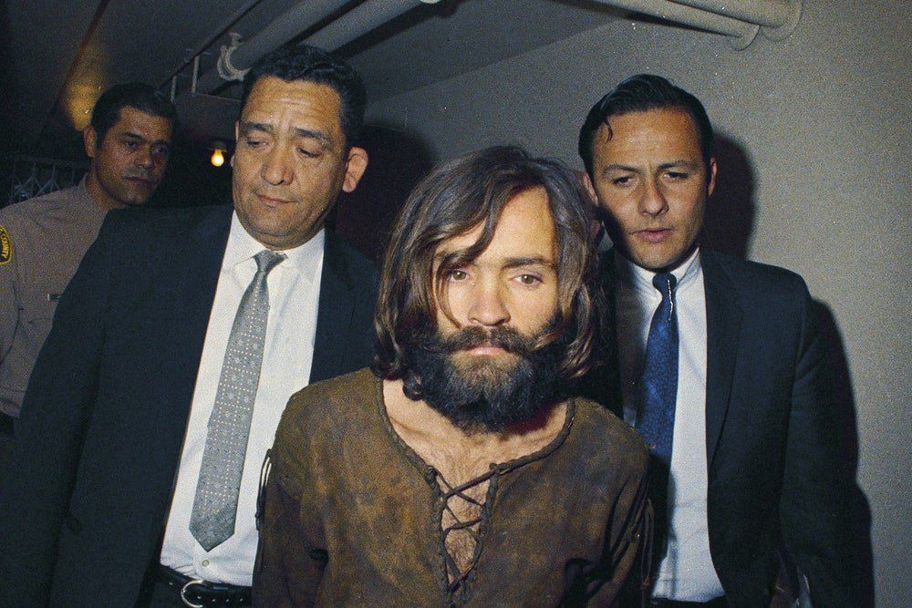 The Manson Girl Who Got Away Charles manson, Manson