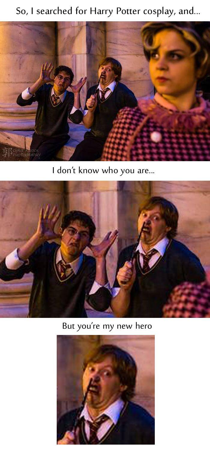 4fandomsandcounting Harry Potter Funny Harry Potter Harry Potter Cosplay