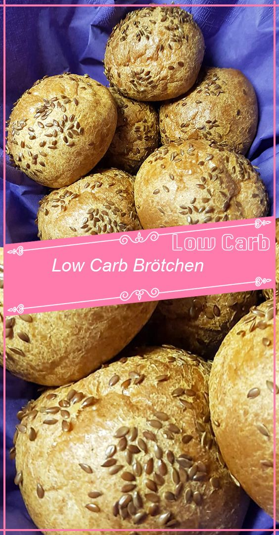 Photo of Simple low carb buns