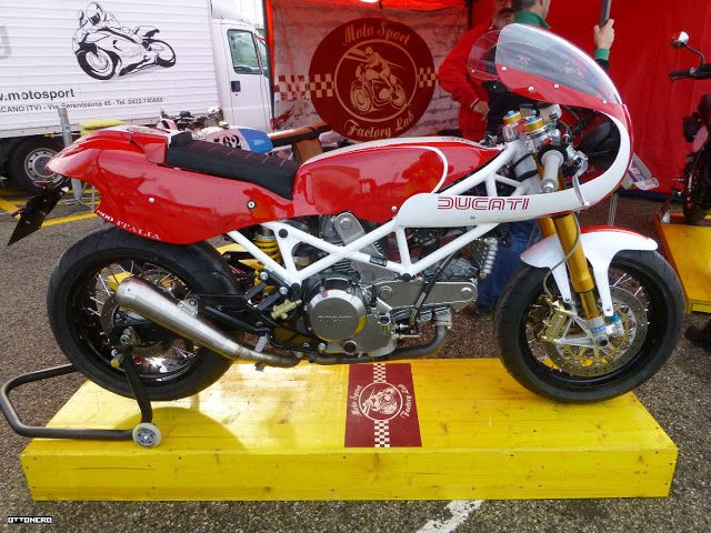 Misano Classic WeekEnd 2016 - Cafe Racer