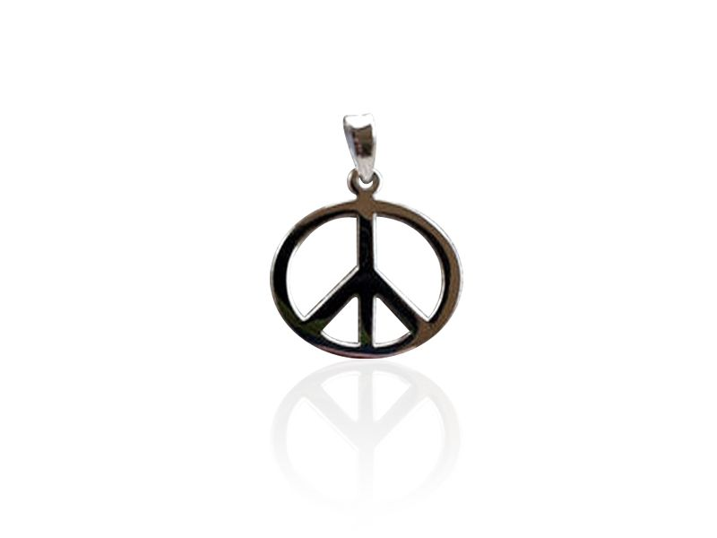 The peace sign pendant meaning peace pendants and silver pendants the peace sign pendant meaning mozeypictures Image collections