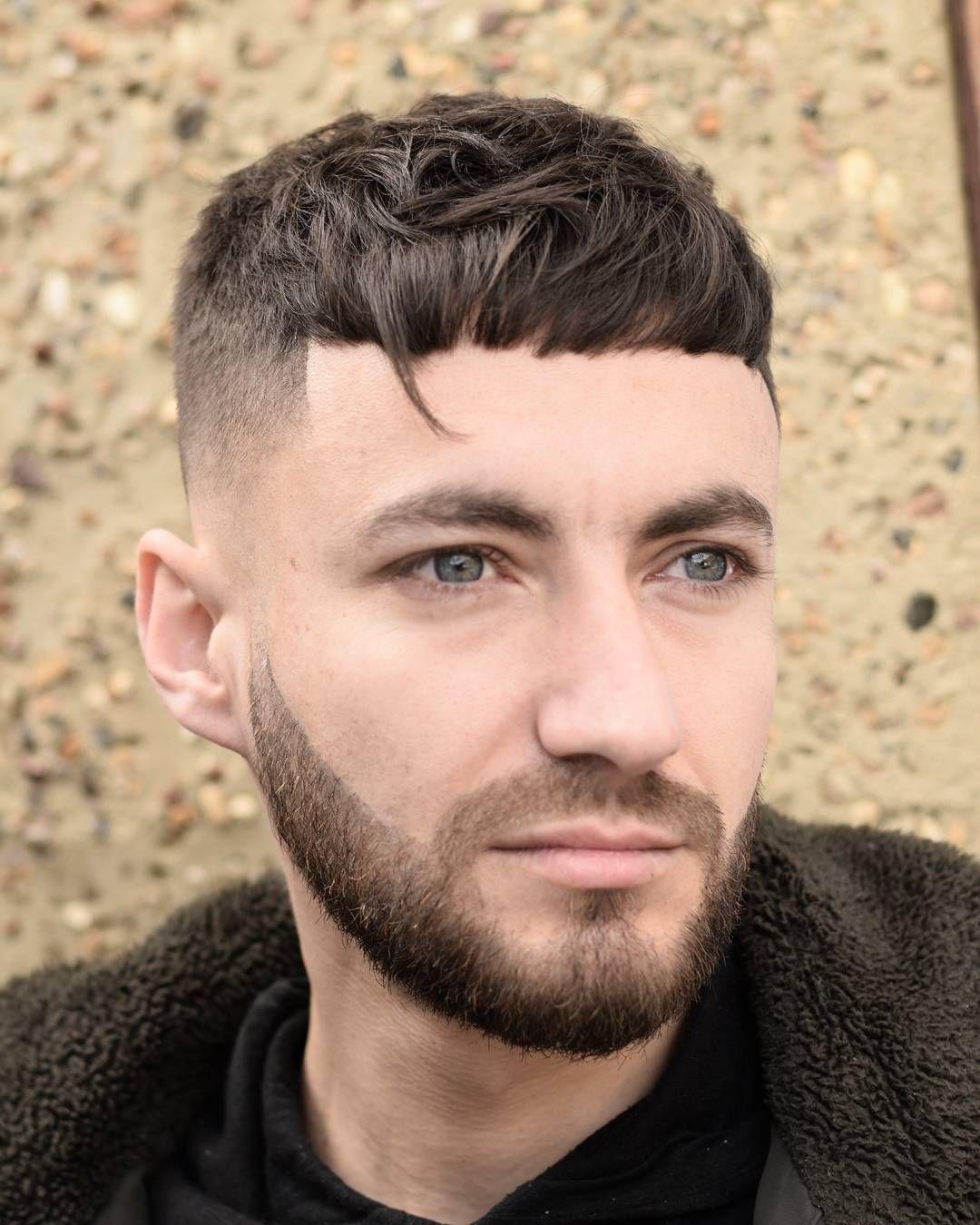 Popular mens haircuts 2018 caesar haircut  caesar haircut  pinterest  haircuts short