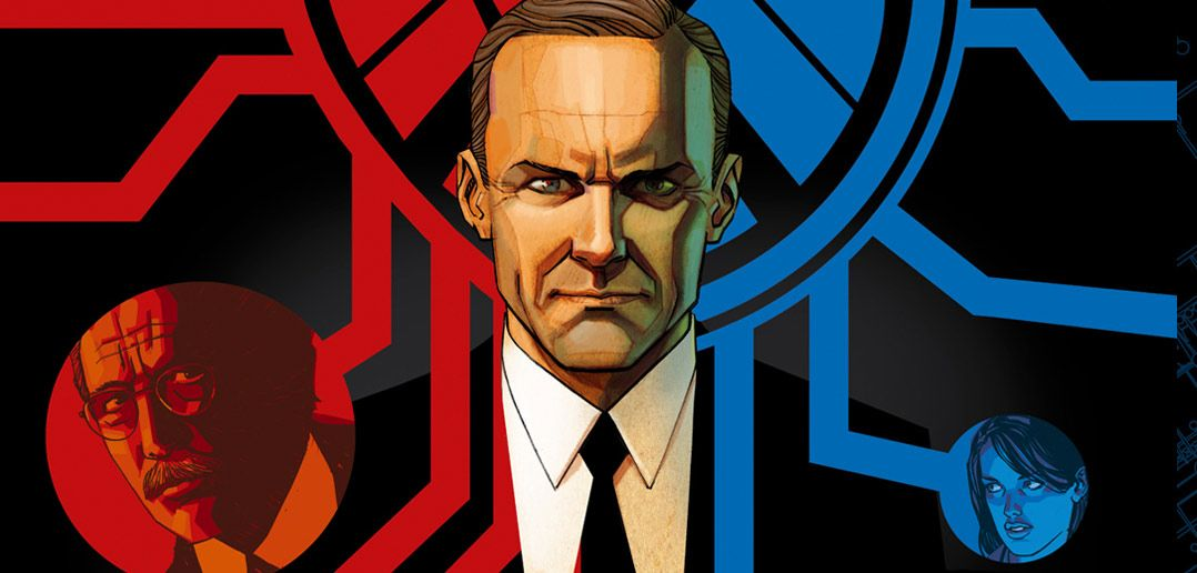 Fans of marvels agents of shield might be interest