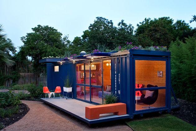 Decouvrez Cette Maison D Hotes Design Dans Un Conteneur Maritime