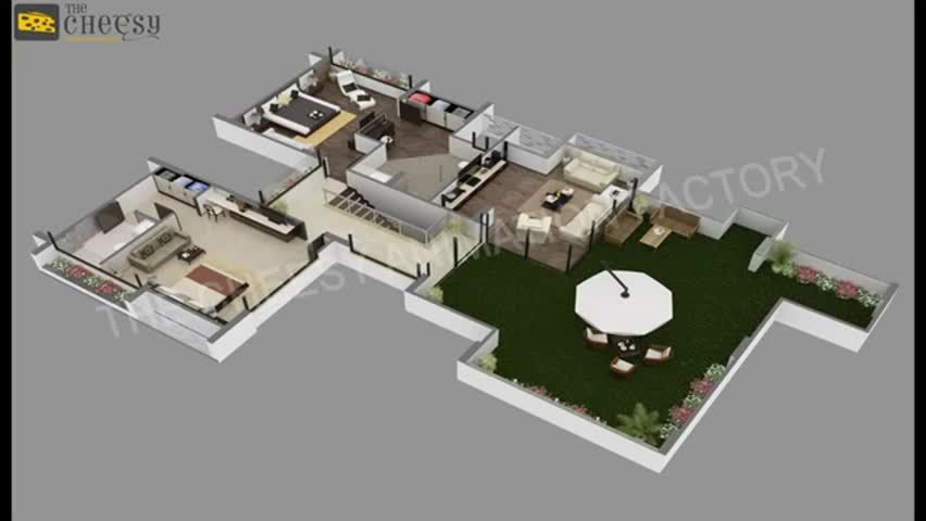 Industrial 3d Architectural Rendering Building Trade 3d Architectural Rendering Planning Applications