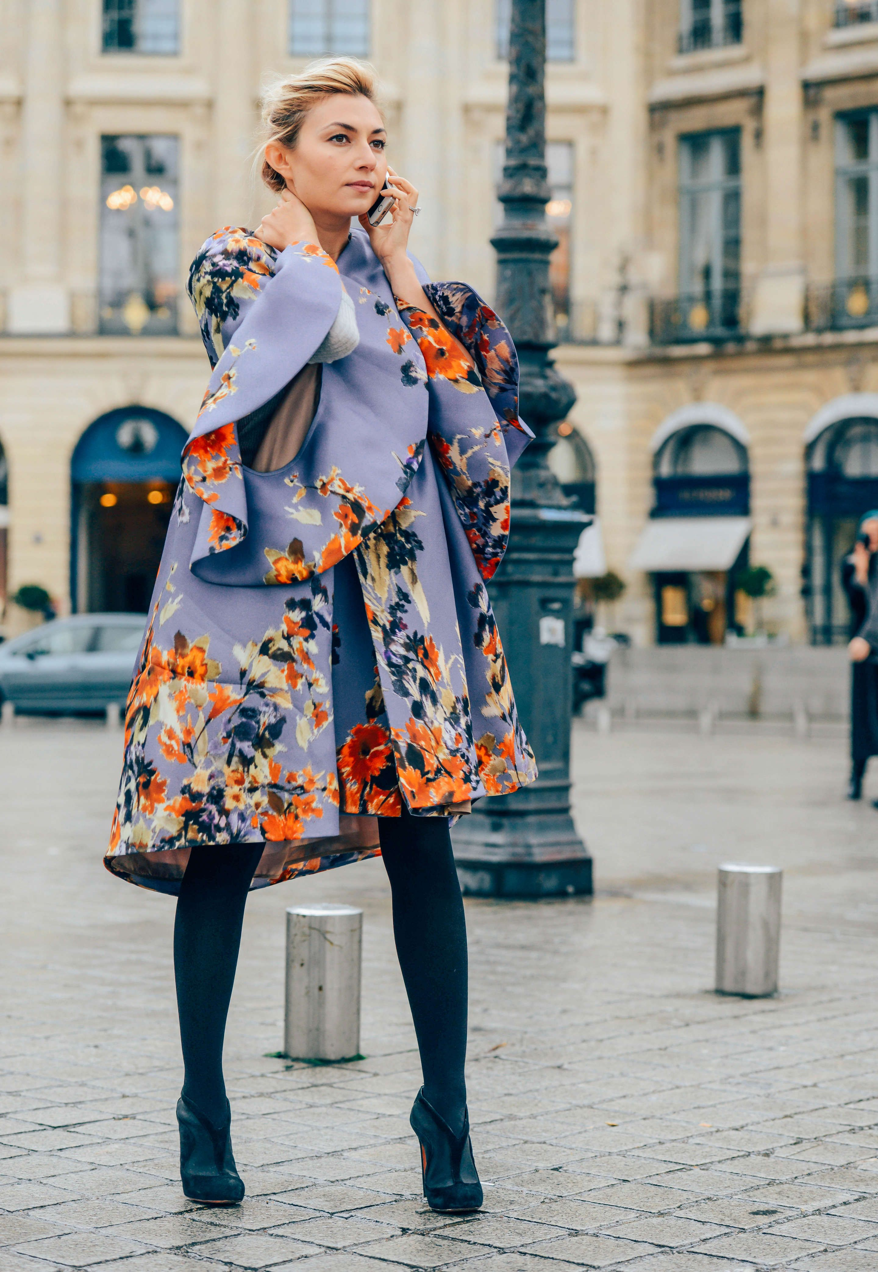 You don't always have to wear black this winter... add a fun and vibrant coat to your closet this season.