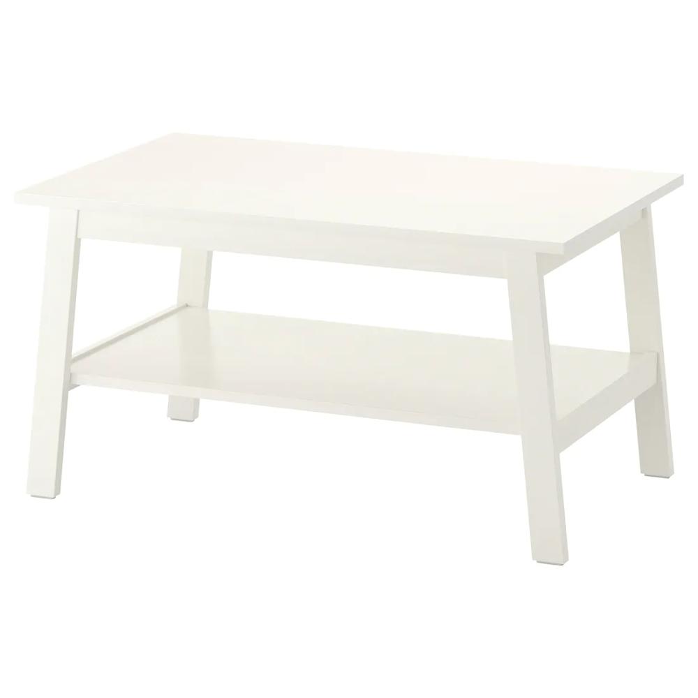 Lunnarp Coffee Table White 35 3 8x21 5 8 Ikea Coffee Table White Coffee Table Ikea Side Table [ 1000 x 1000 Pixel ]