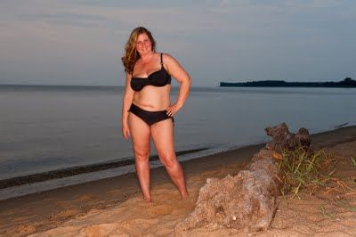 Bikini and pounds and pictures