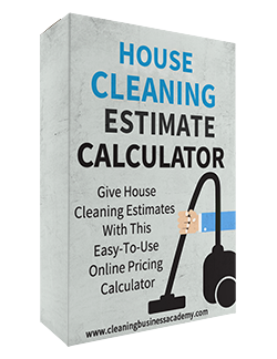 House Cleaning Estimate Calculator   Pinteres