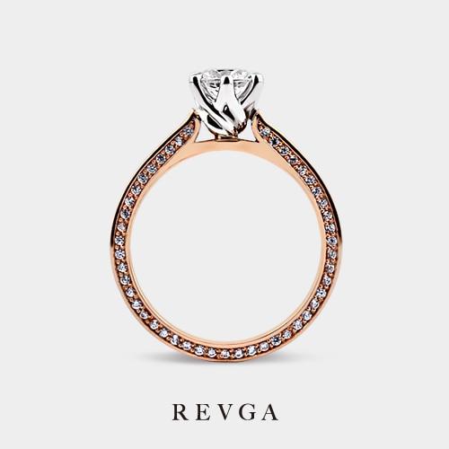 REVGA 레브가 주얼리 in 2020 Engagement rings, Bling rings