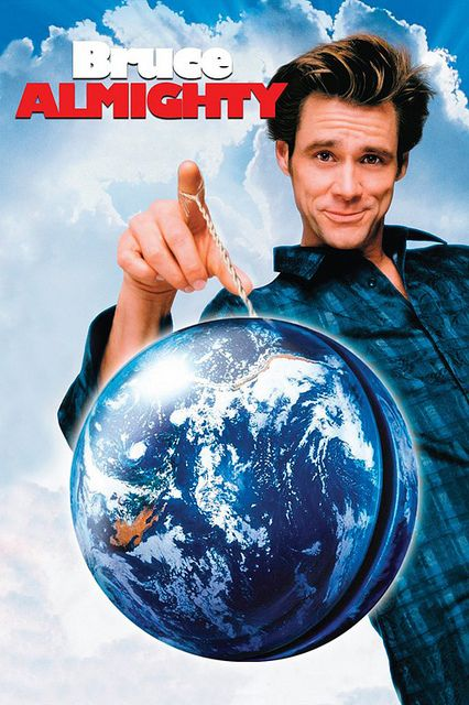 Download Bruce Almighty (2003) Dual Audio {Hindi-English} BluRay 480p | 720p