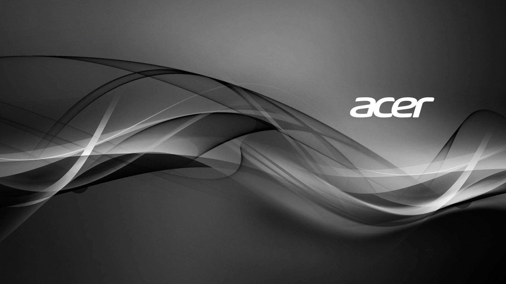 1920x1080 Acer Aspire Black And White Wallpaper 1920x1080 1080p Wallpaper Acer Desktop Laptop Acer Wallpaper Notebook