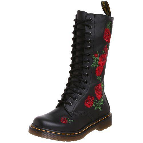 : Dr. Martens Women's Vonda Boot: Shoes Aaaannnd