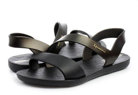Ipanema Women`s Flip Flops Premium Lenny Rocker Brown Brazilian Sandal NWT