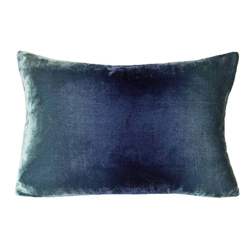 Ombre Velvet Lumbar Pillow By Kevin Obrien Pink Beige Silk Velvet Pillow Velvet Pillows Throw Pillows Pillows