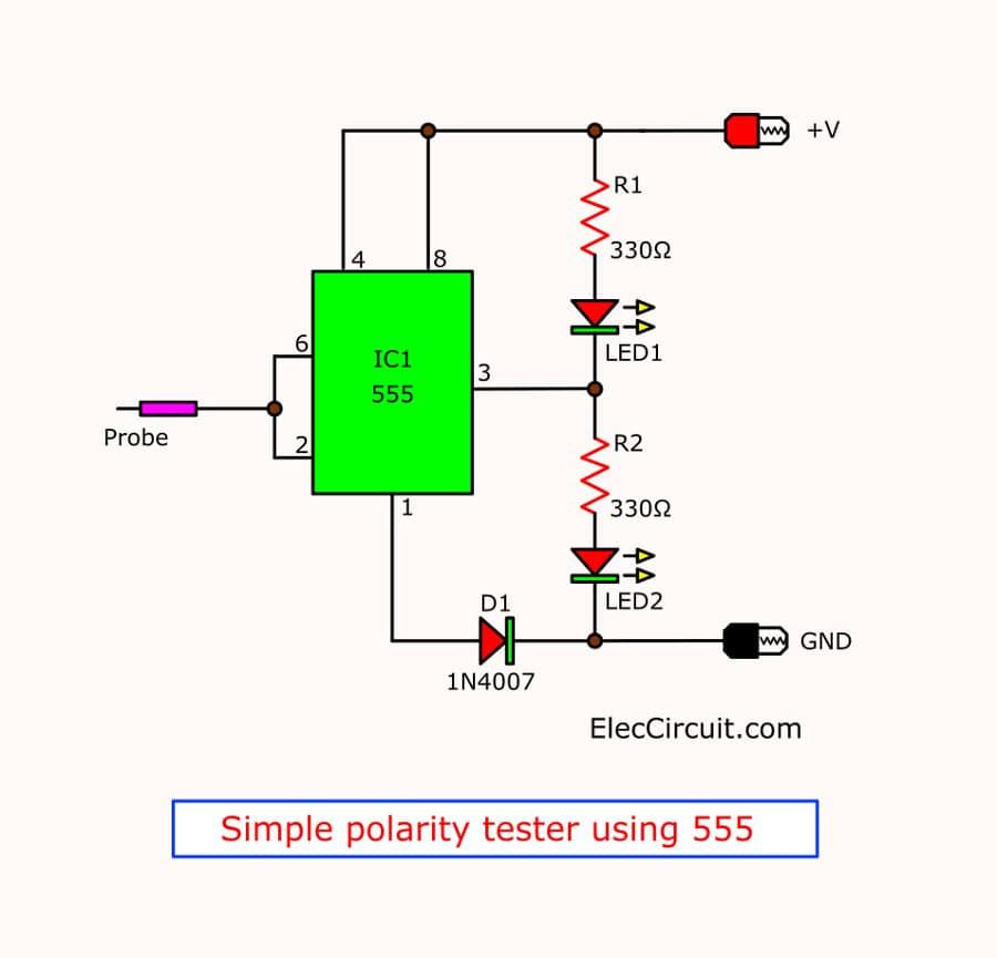 3 Idea Polarity Car Electrical Probe Tester Circuit Probe Circuit Tester