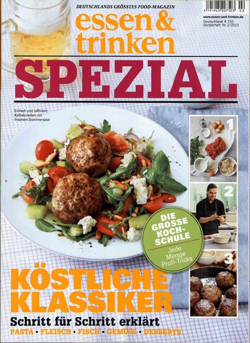 essen & trinken SPEZIAL Heft 02/2013