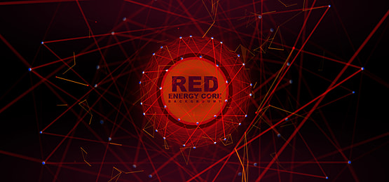 Red Energy Core Background Red Energy Blend Tool Background