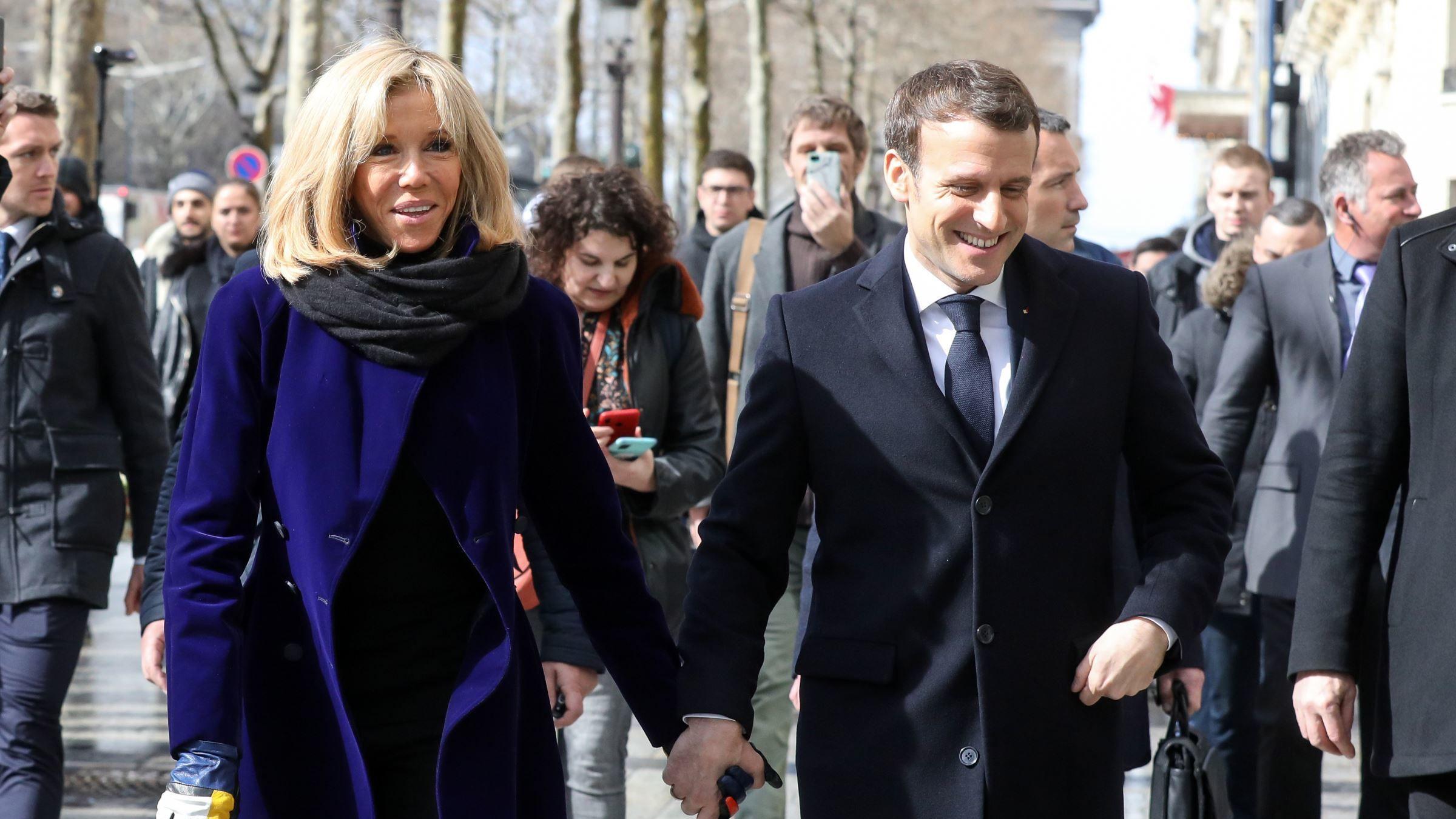 Emmanuel Macron taquin cette petite pique qu'il envoie à