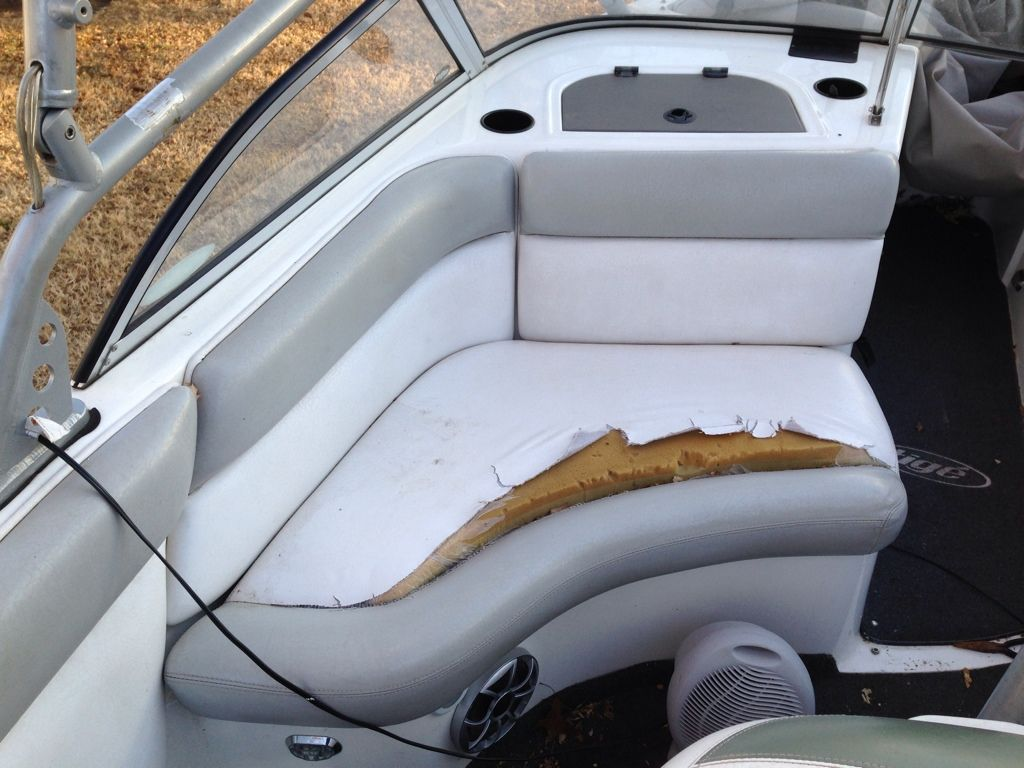 marine upholstery star five reupholster boat interior