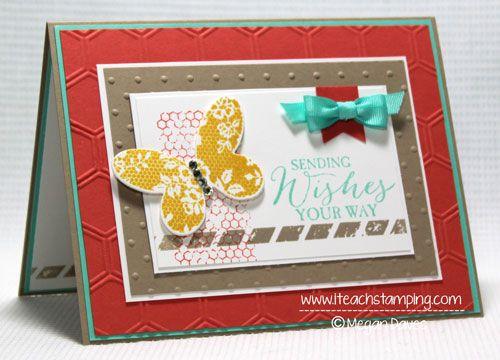 b947eb731 Paper Craft Idea  Making a Birthday Card (Friday Flip) coastal cabana