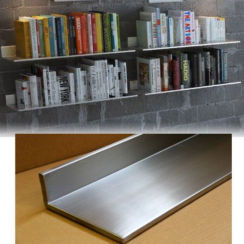 Robot Check Stainless Steel Kitchen Shelves Stainless Steel Shelving Floating Wall Shelves