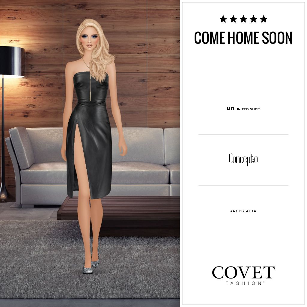 Covet Fashion Game Look Come Home Soon Fashion Covet Fashion Games Covet Fashion