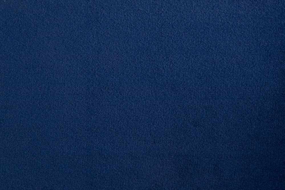 Mood Fabrics : New York Fashion Designer Discount Fabric | HP7768 Marine Blue Solid Velvet
