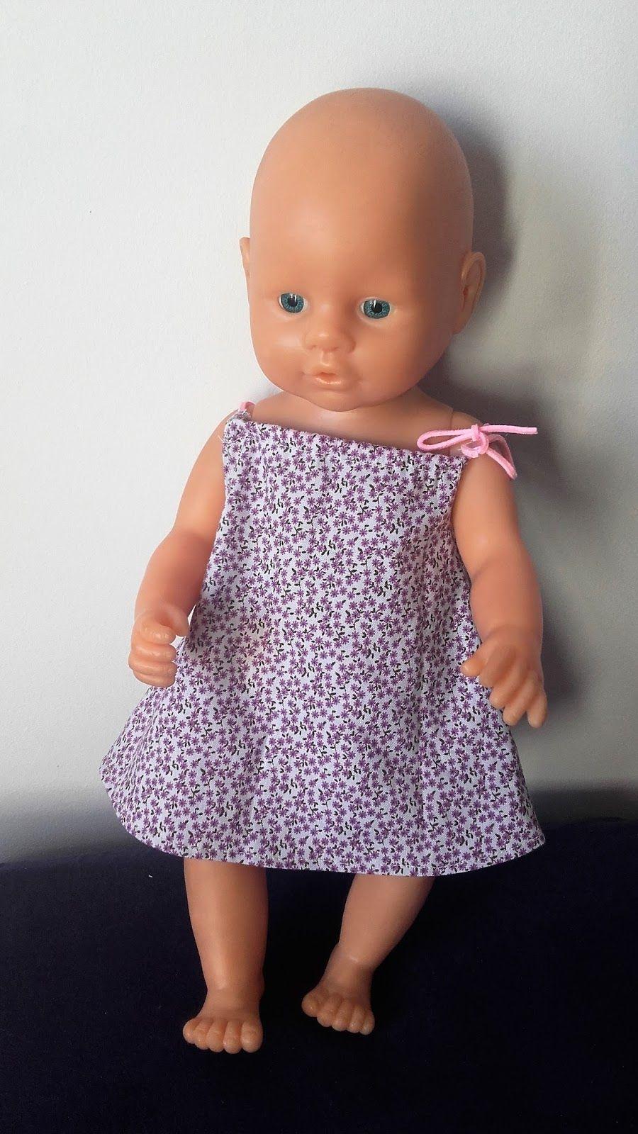 lien vers les explications de cette petite robe