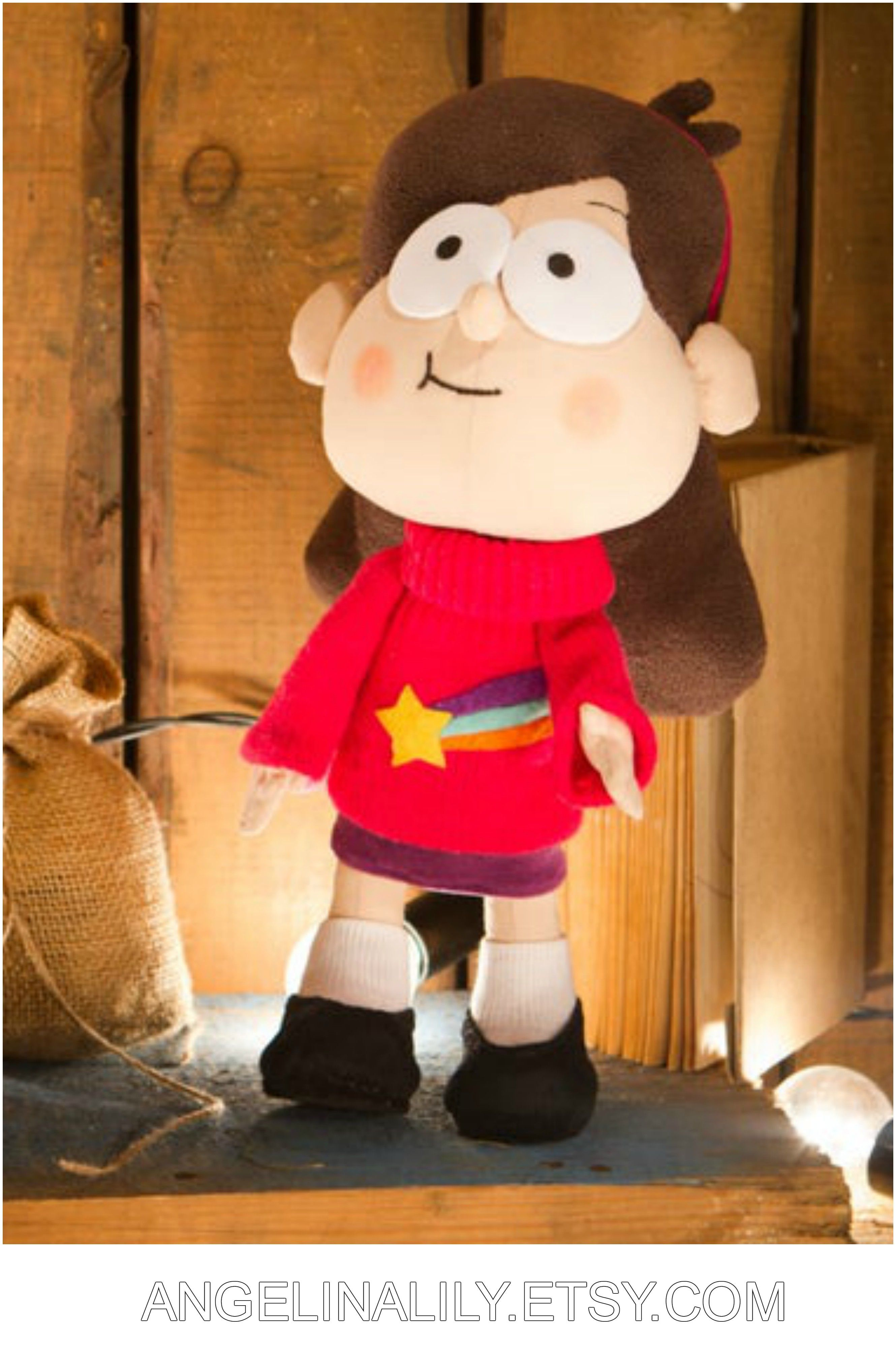 Pin By Angelinalily On Cumple Benedetta In 2020 Gravity Falls Plush Dolls Mabel