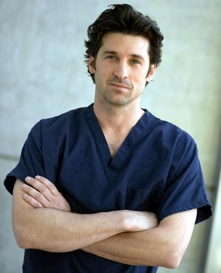 McDreamy is a real life hero! Patrick Dempsey of Grey's Anatomy pulled a 17 year-old from a car crash outside his house last week. http://on.fb.me/IJVMSg