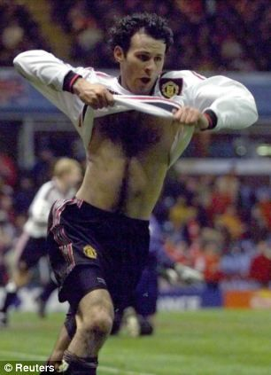How Giggs made it to 23  Manchester United s legendary winger ... fcd5f5098e5d4
