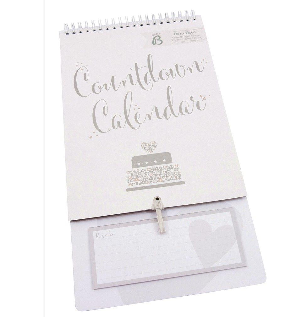 Calendario per il countdown!